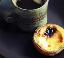 Smaki Portugalii: pastel de nata, czyli słodka tartaletka