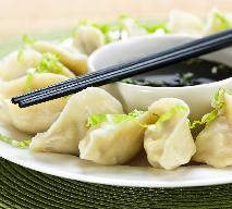 Azjatyckie sosy: ciemny sos sojowy, sos rybny, sos mandarynkowy
