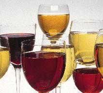 Imbirowy grzaniec z sokiem malinowym