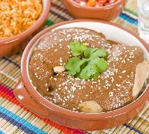 Indyk po meksykańsku - przepyszne połącznie mięsa i czkolady