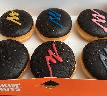 Power Rangers Dunkin' Donuts - kosmiczne pączki dla superbohaterów