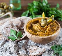 Tapenada z zielonych oliwek i kaparów - dodatek do pieczywa, wędlin, mięs i ryb