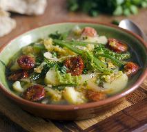 Zupa z kapusty włoskiej - sprawdzony przepis