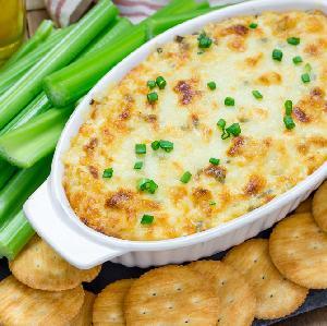 Selery zapiekane z serem