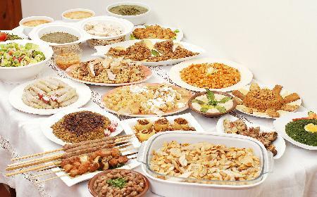 Kuchnia Libańska Jaka Jest Cechy Kuchni Libańskiej