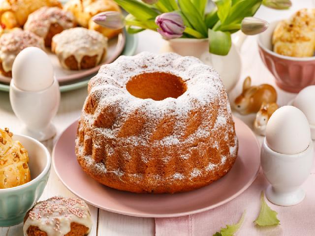 Ciasto Na Wielkanoc Przepisy Na Wielkanocne Wypieki Beszamel Se Pl