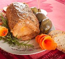 Sztufada wieprzowa - przepis na soczystą wieprzowinę