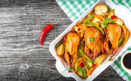 Przepiórka: poznaj właściwości mięsa przepiórki