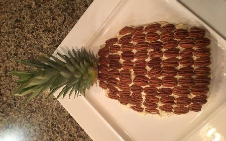 Ananasowa pasta serowa: najlepsza przekąska imprezowa